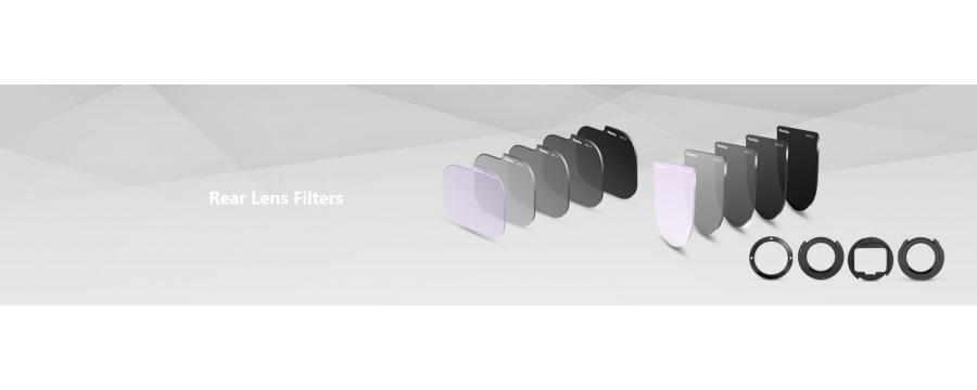 Rear Lens ND Filter