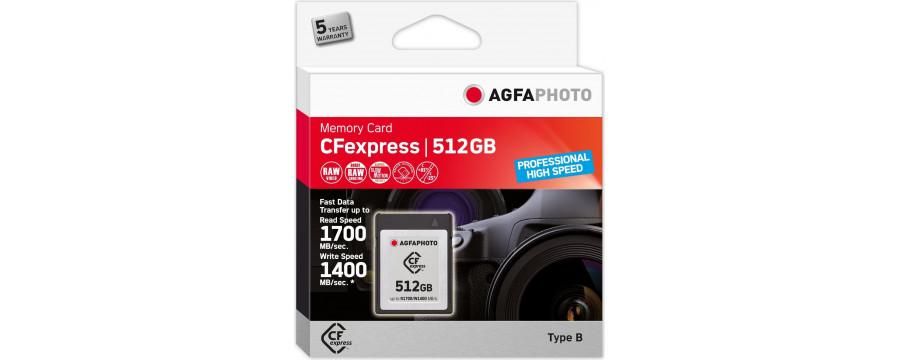 AgfaPhoto CFexpress