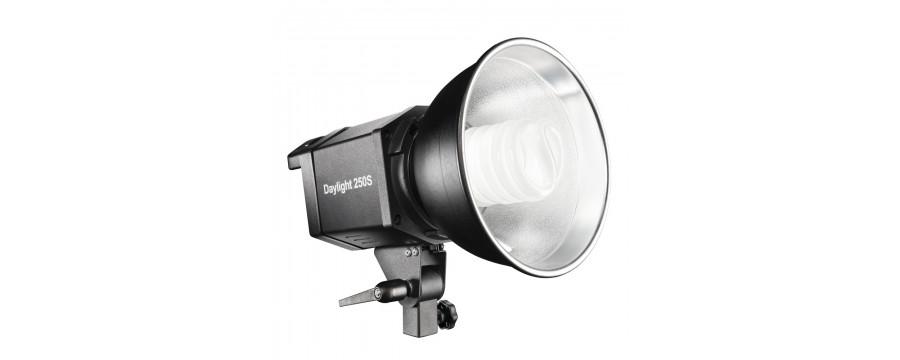 Walimex light and set